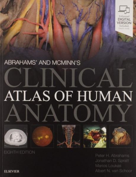 Abrahams' and McMinn's Clinical Atlas of Human Anatomy: with STUDENT CONSULT Online Access